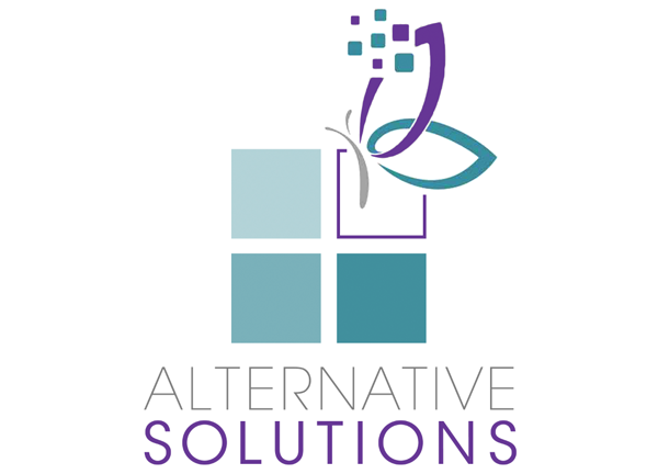 Alternative Solutions Logo Concept