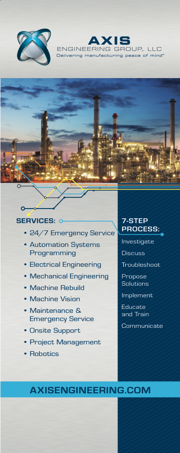 Axis Engineering Group Banner Image