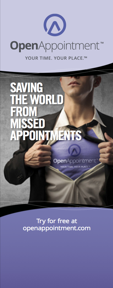Open Appointment Banner Image